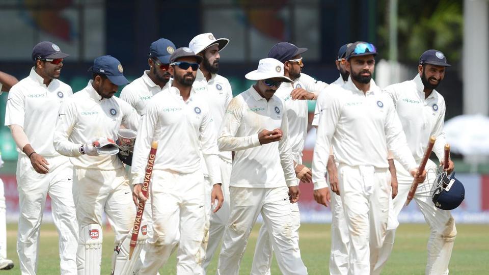India vs Sri Lanka,IND v SL,Colombo Test