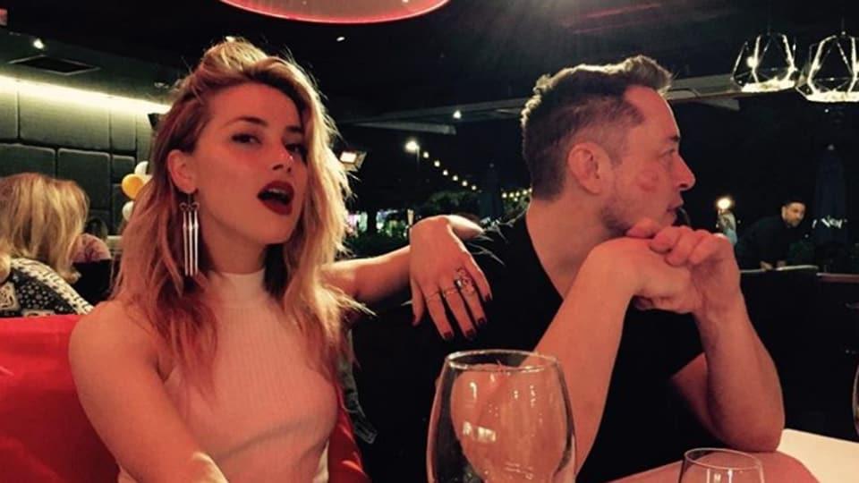 Amber Heard is shooting Aquaman in Australia.