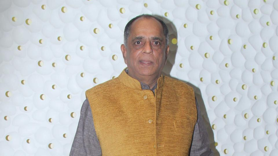Pahlaj Nihalani is the chief of Central Board of Film Certification.
