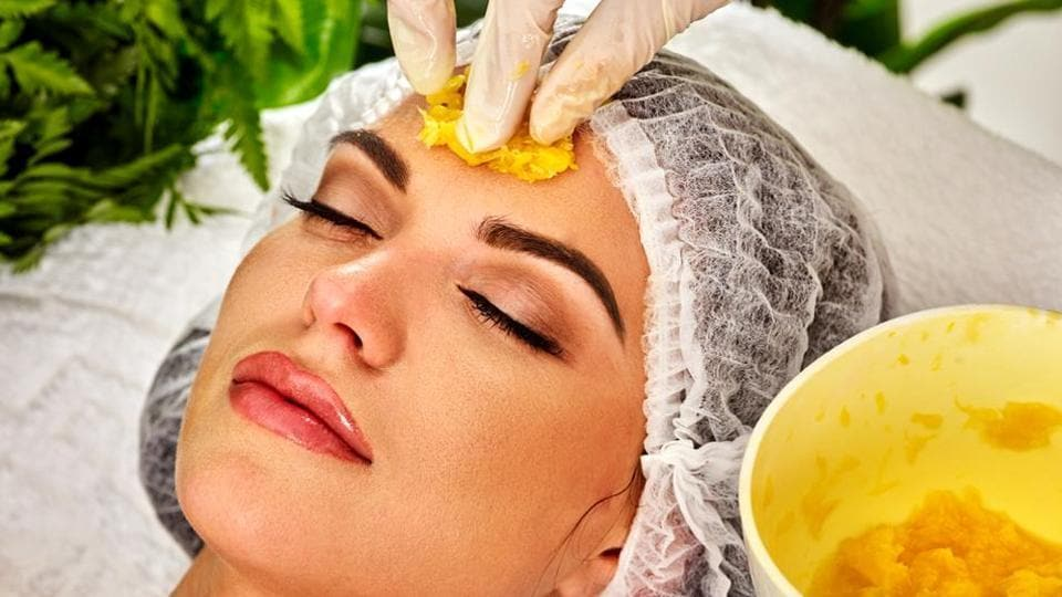 Get smooth skin by using ingredients easily available in your home.