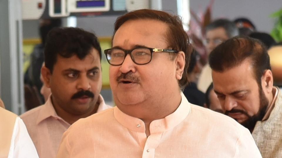 Mumbai,Prakash Mehta,BJP