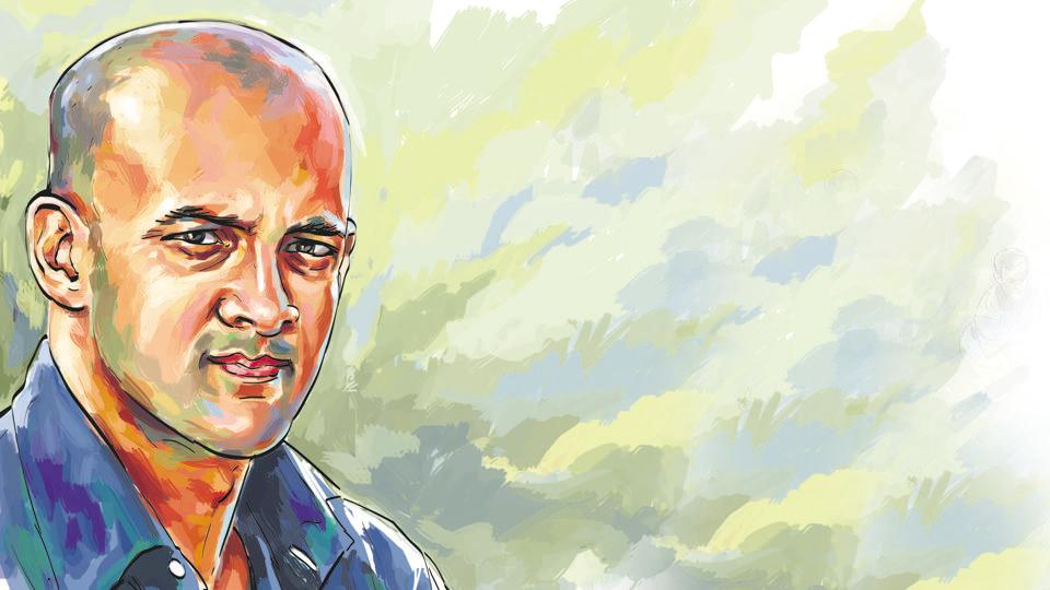 Viren Rasquinha was a talented hockey player and even captained India.