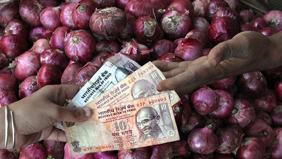 Till last week, onions were sold at Rs.10 per kg in the retail market and has now increased to almost Rs.30 per kg since the last three-four days in Pune.