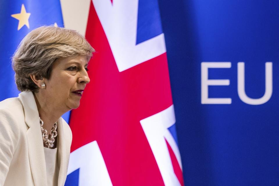 Brexit,European Union,Prime Minister Theresa May