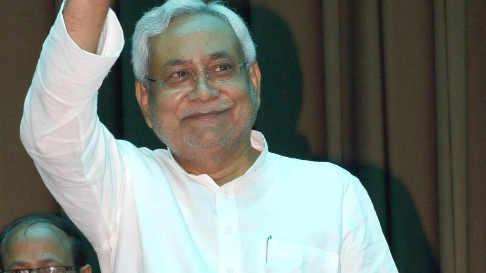During the review meeting of Lohia Swachh Bihar Abhiyan, chief minister Nitish Kumar asked officials to speed up the process of achieving the target.