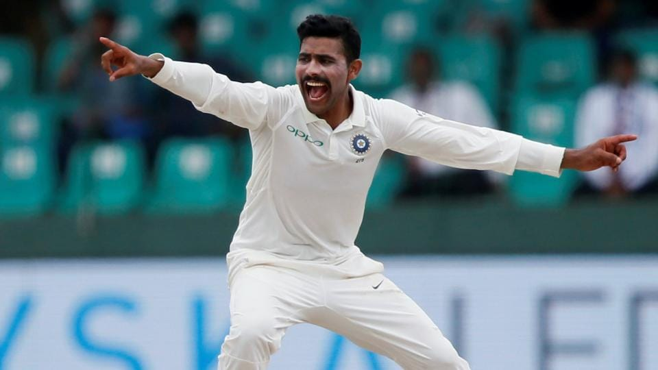 Ravindra Jadeja will miss Indian cricket team's third and final Test against Sri Lanka national cricket team after being found guilty of breaching the ICC Code of Conduct during the Colombo Test.