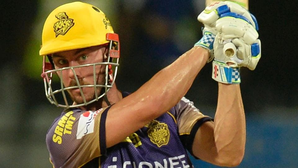 Chris Lynn is well known for his power hitting and he was an integral part of Kolkata Knight Riders in IPL2017.