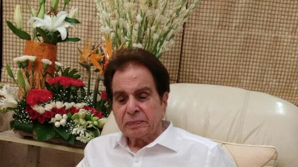 Dilip Kumar was admitted in Lilavati Hospital, Mumbai, on Wednesday following kidney ailments.
