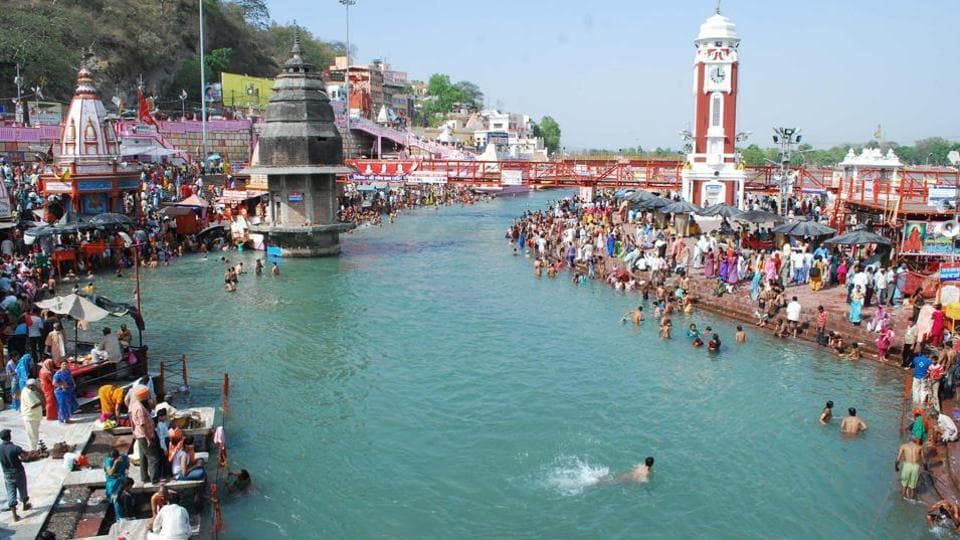 Ramesh Pokhriyal Nishank had launched the Sparsh Ganga when he was the chief minister in 2009.