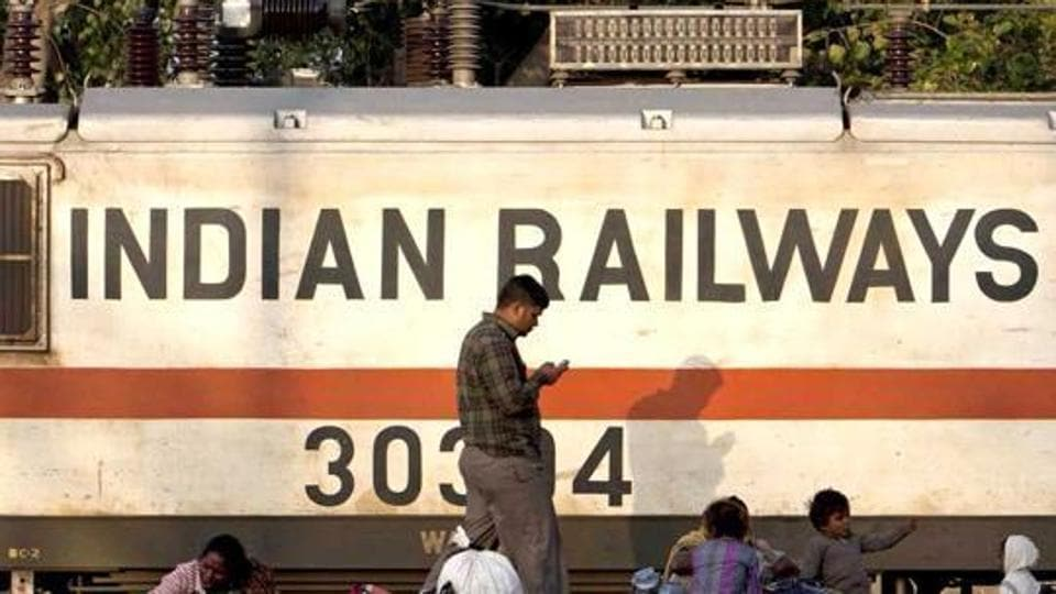 The railways has been a lifeline for 23 million Indians every day.
