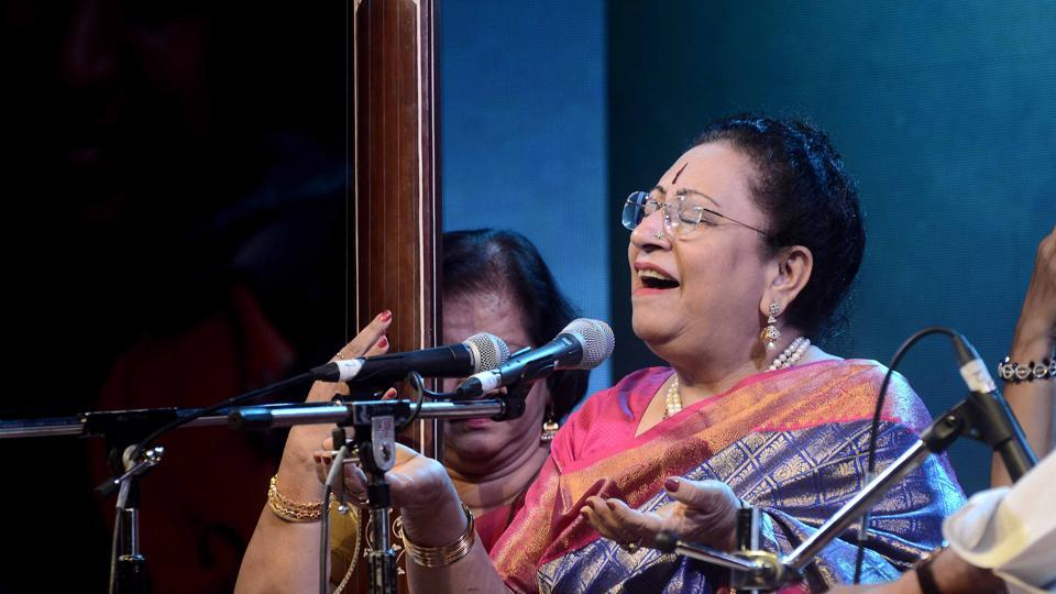 Parveen Sultana has sung iconic songs such as 'Hamen tumse pyar kitna' from Kudrat (1981).