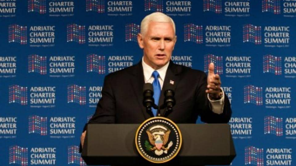 In a statement released by the White House, US Vice President Mike Pence said Sunday's story in The New York Times 'is disgraceful and offensive to me, my family, and our entire team'.