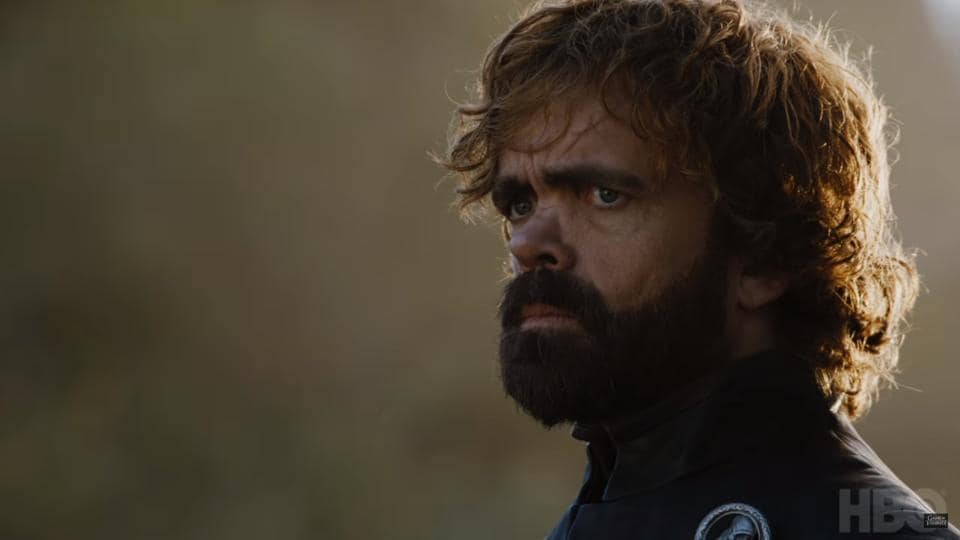 Tyrion Lannister suddenly isn't too sure about Dany's choices.