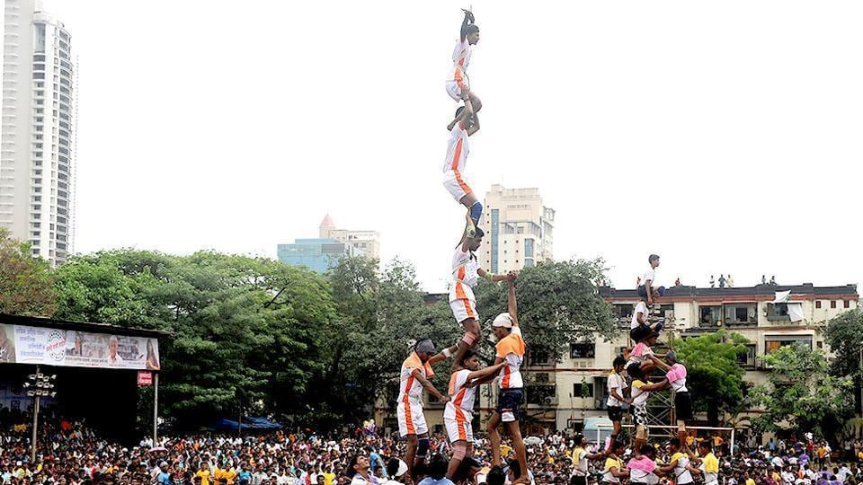 Dahi handi: No height cap, no kids below 14