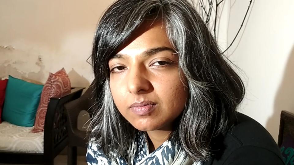 Varnika Kundu, 29, the victim of