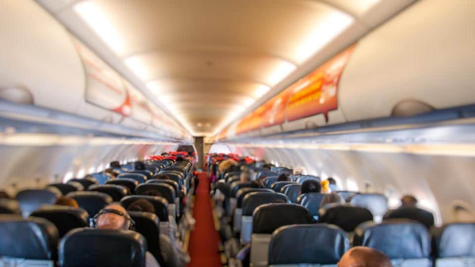 Plane rides force people into a closed space for a long period of time and make close contact with others unavoidable, researchers said.