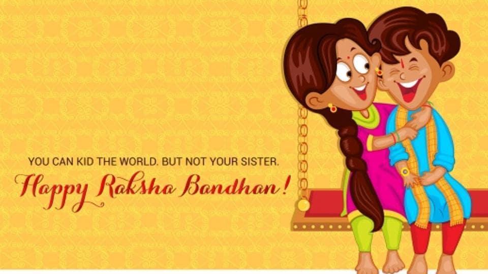 Image result for rakhi greeting for sister