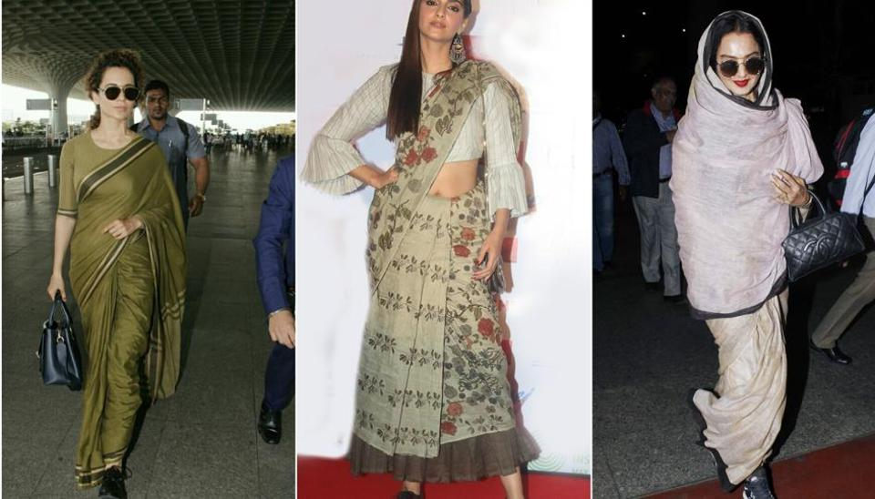 Bollywood,Sari and Sneakers,Bollywood Fashion