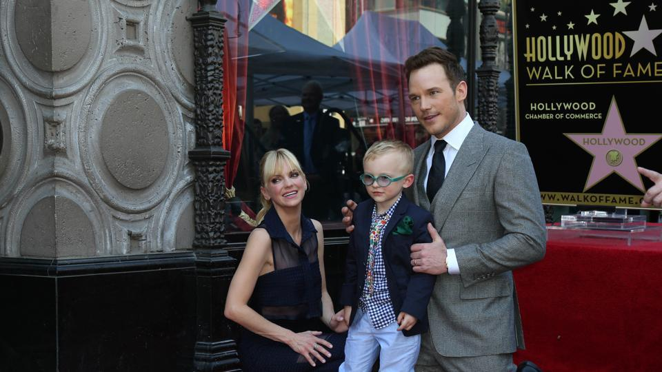 Anna Faris and Chris Pratt were married for eight years, together for 10.
