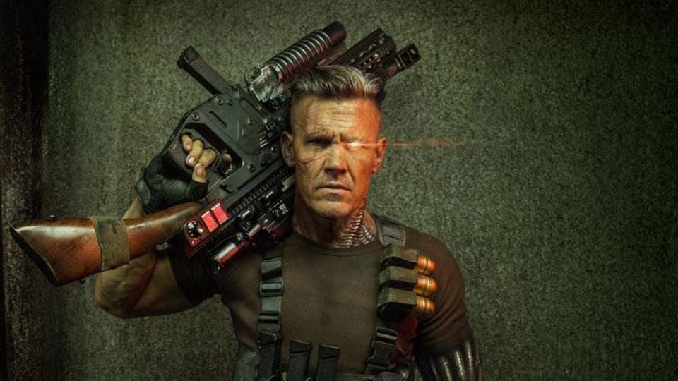 Deadpool 2,Ryan Reynolds,Josh Brolin