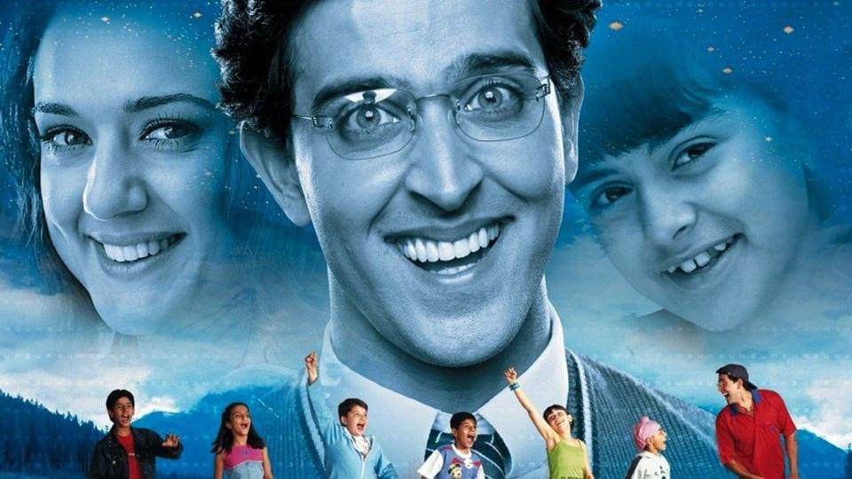 The film Koi... Mil Gaya, which released in 2003, was directed by Rakesh Roshan.