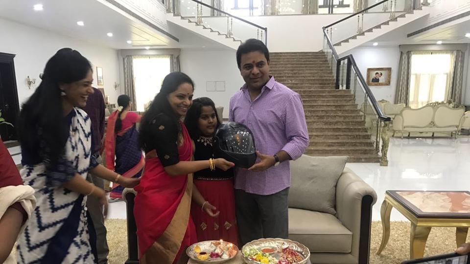 Telangana MP Kavita