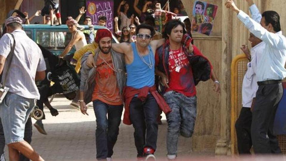 Fukrey Returns,Pulkit Samrat,Ali Fazal