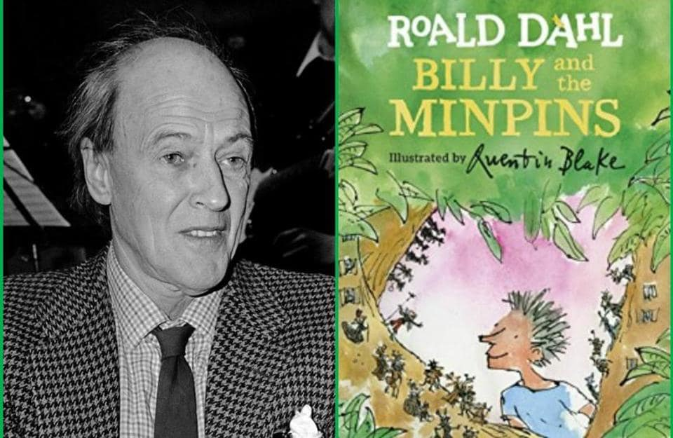 Billy and the Minpins, originally published in 1991, is the last book to be written by Roald Dahl.