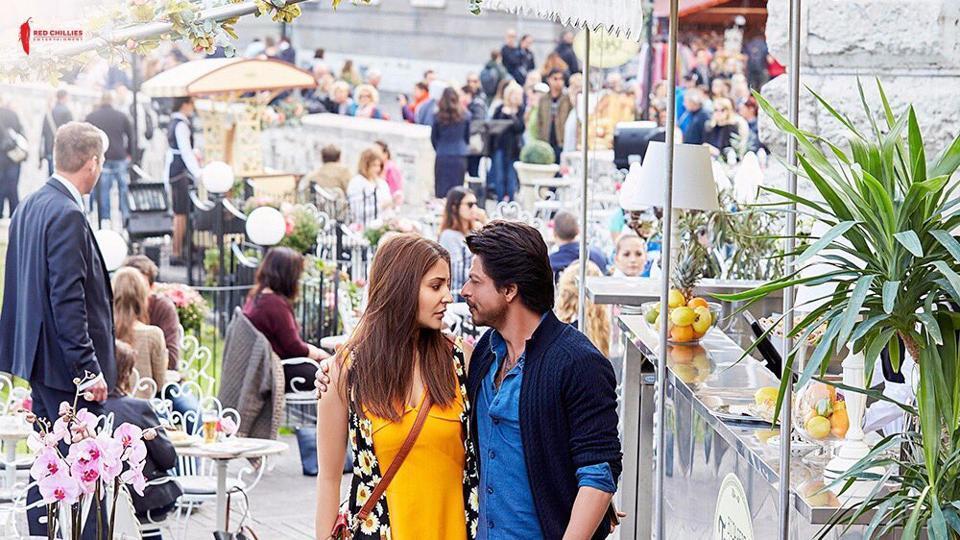 Anushka Sharma and Shah Rukh Khan play lead roles in Jab Harry Met Sejal.