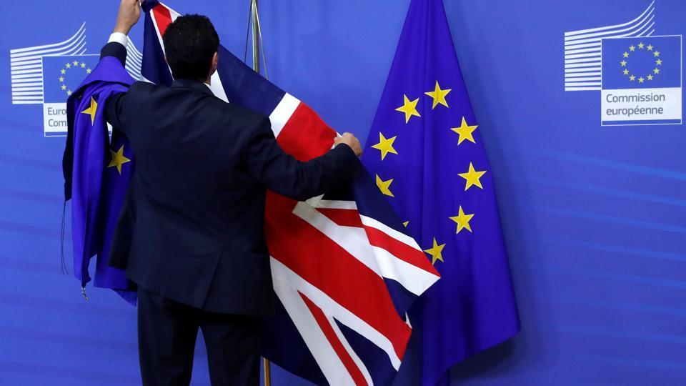 Brexit,Britain-EU negotiations,Prime Minister Theresa May