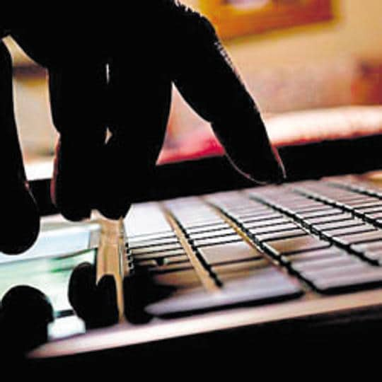 Danger of cyber crime is looming large