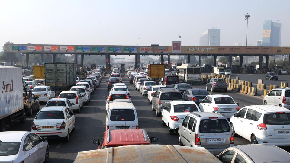 The data also revealed that intersections on Delhi-Gurgaon Expressway and on the National Highway-248, beyond Kherki Daula toll plaza (above), are the most accident-prone.