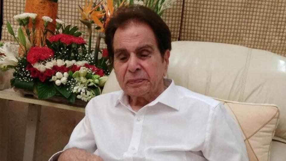 Dilip Kumar,Dilip Kumar health,.Dilip Kumar health update