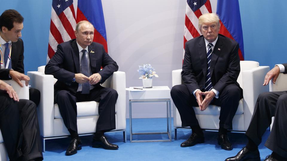 US-Russia,Donald Trump,Vladimir Putin