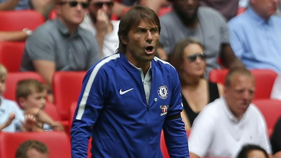 Chelsea manager Antonio Conte is being cautious ahead of the new Premier League season.