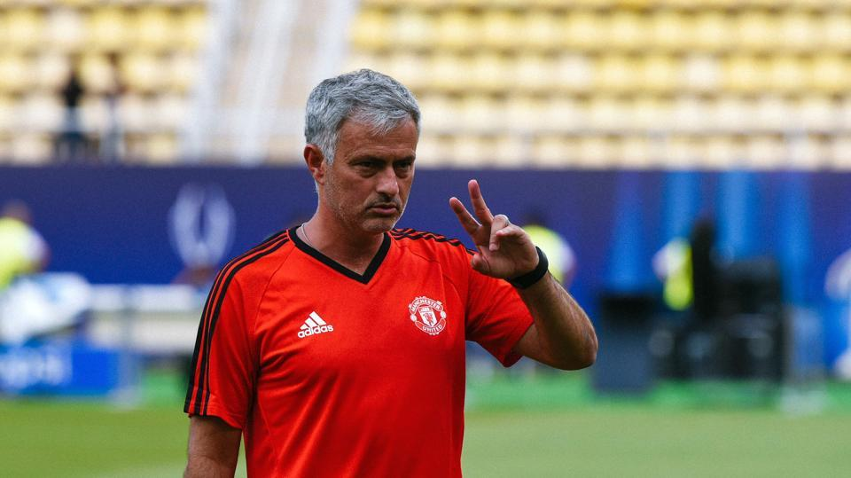 Manchester United will face Real Madrid in the UEFA Super Cup on Tuesday.
