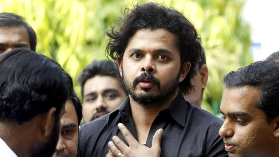 S Sreesanth,Board of Control for Cricket in India,Indian Premier League
