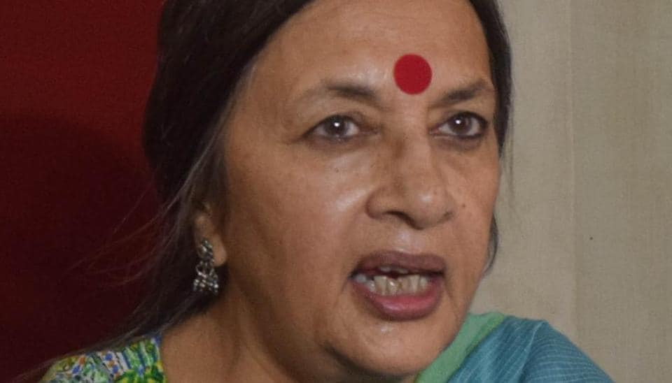 """CPI(M) Politburo member Brinda Karat alleged that since the BJP had """"failed to break"""" the CPI(M) """"through money and muscle power"""" in Kerala, it was now resorting to killing the cadre of the Left party """"with the help of the RSS""""."""