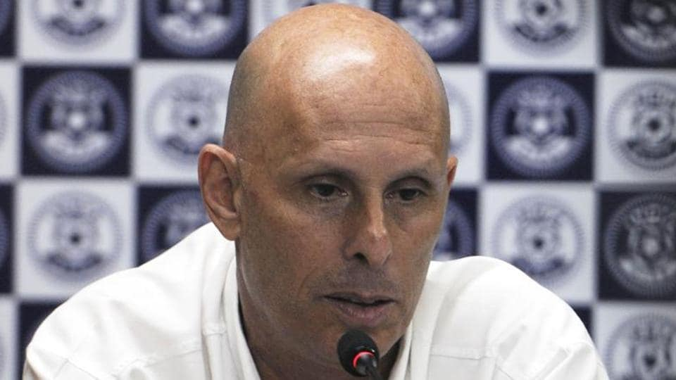 Stephen Constantine said that he has been contacted by the FA over the FIFA U-17 World Cup.