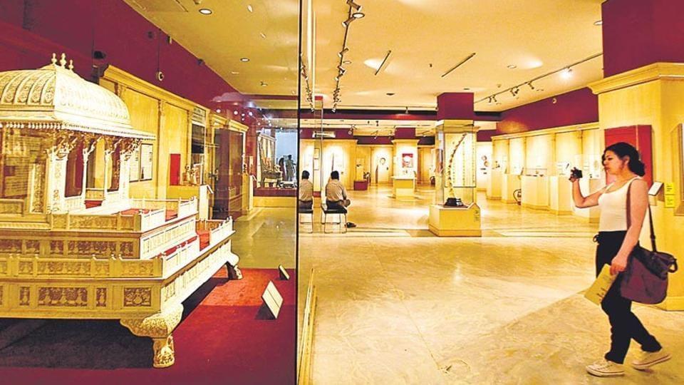 Hindutva-themed artifacts,Museums,Galleries