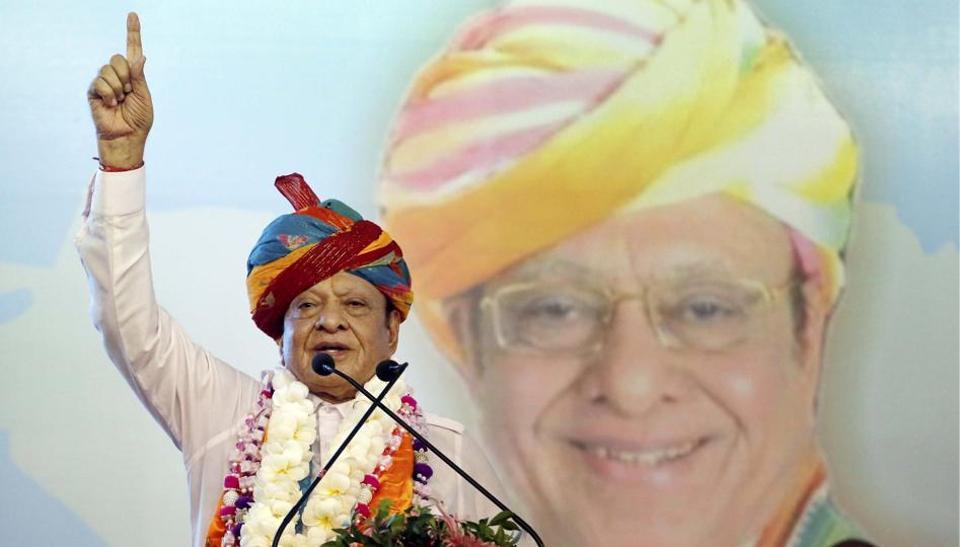 Shankersinh Vaghela,Bharatiya Janata Party,Rajya Sabha