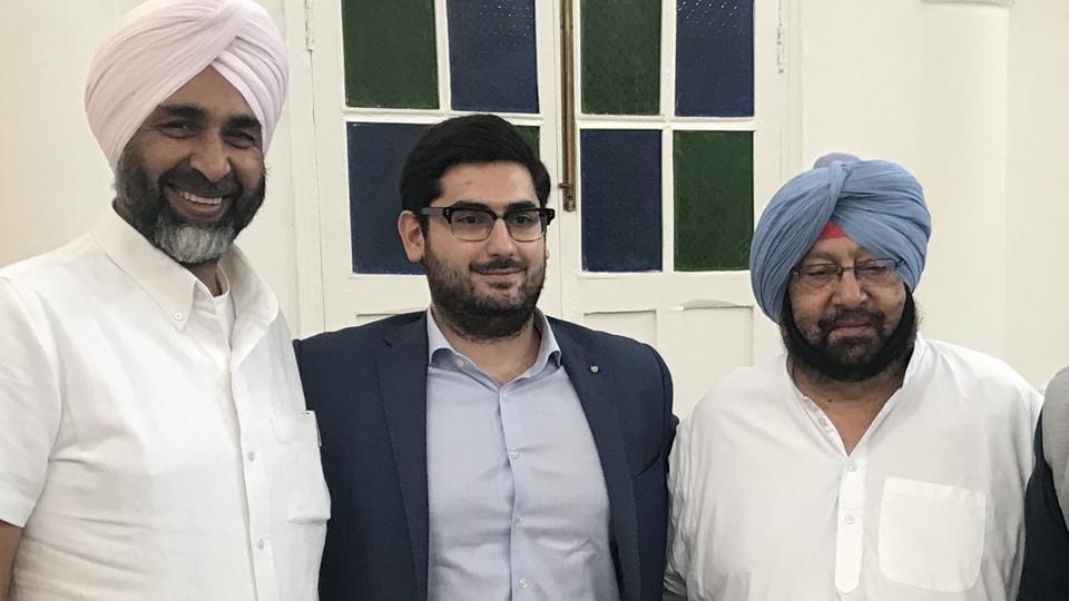 Punjab,Amarinder Singh,Make in India