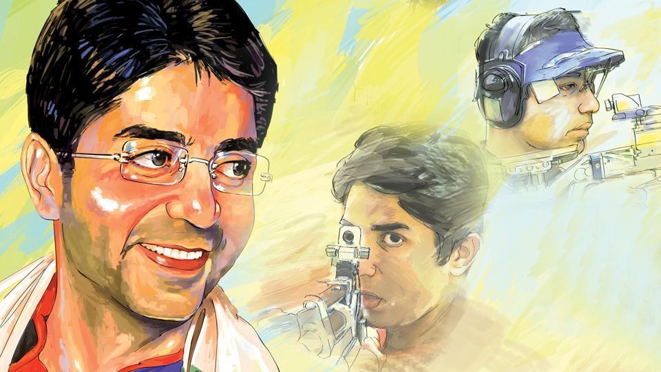 Abhinav Bindra,shooting,Olympics