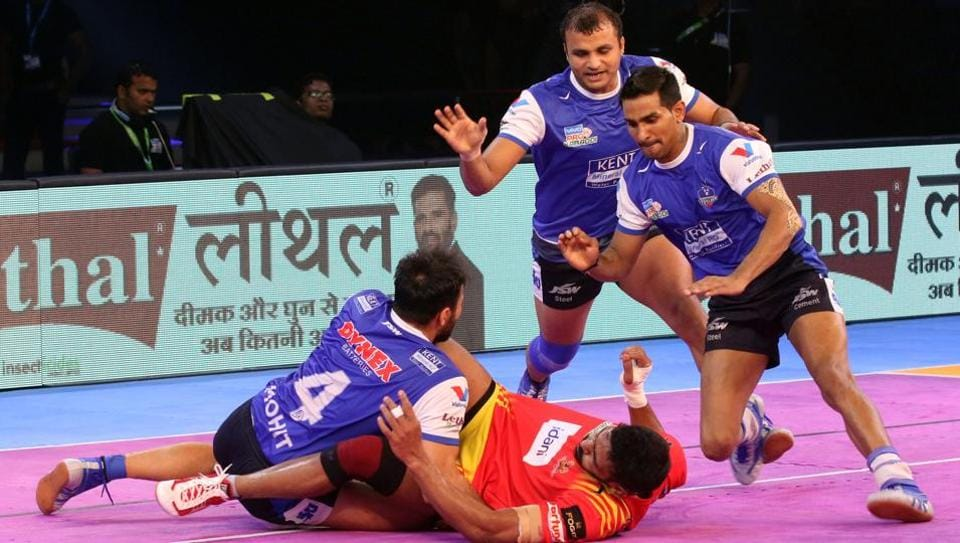 Gujarat Fortunegiants had not lost a match prior to their clash against Haryana Steelers in the Pro Kabaddi League.