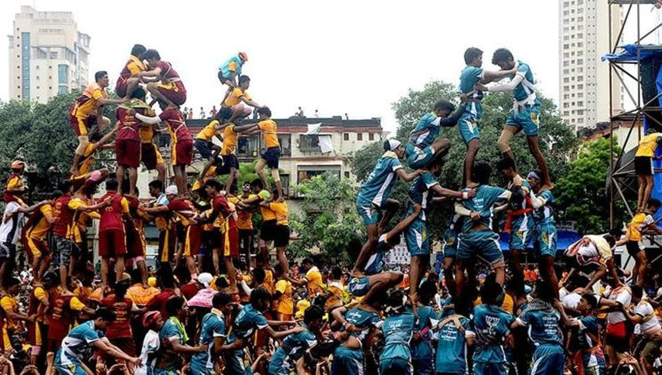 Dahi handi revellers in Mumbai and Thane flouted the Supreme Court's order in myriad ways while celebrating Janmashtami last year.