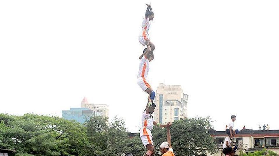 Mumbai,dahi handi,govindas
