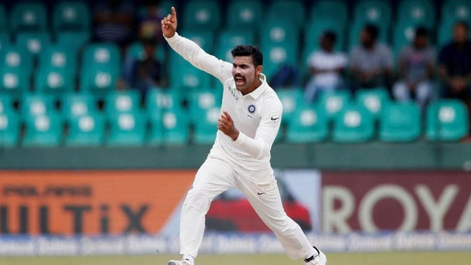 Ravindra Jadeja is now the No. 1 Test bowler and all-rounder in ICC cricket rankings.