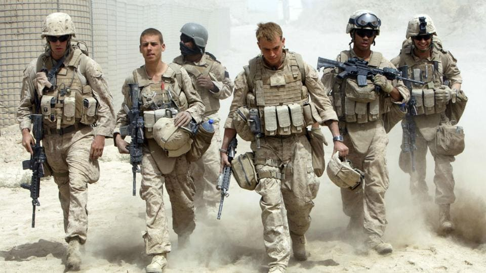 The US Central Command has agreed to send an additional marines of less than 100, who would join the existing more than 300 marines assigned to Task Force Southwest.