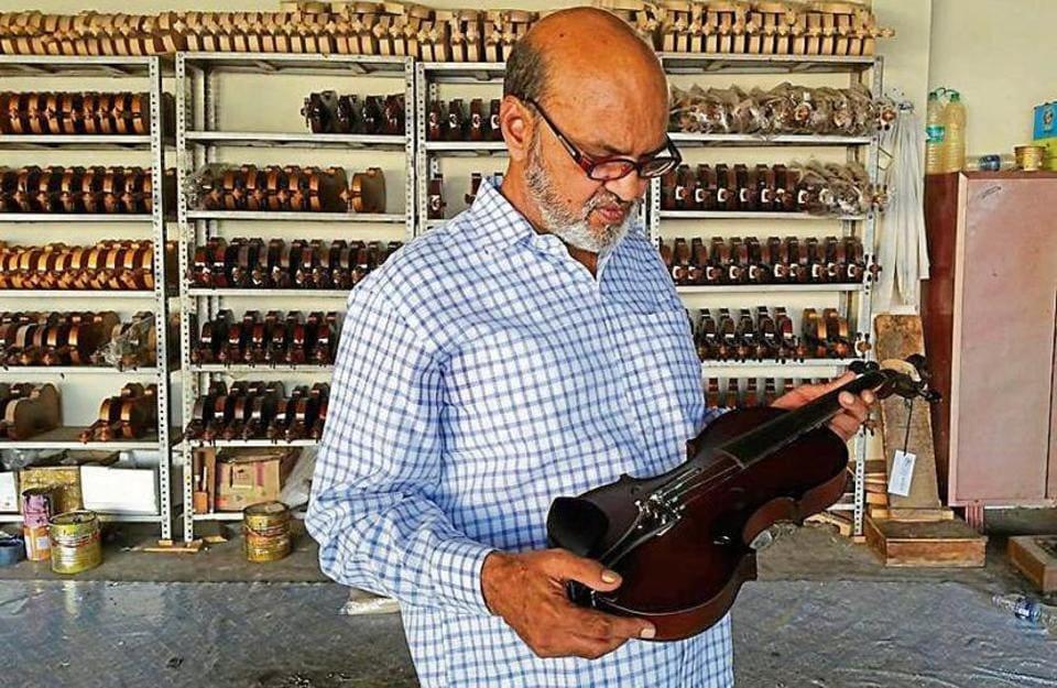 Rampur Violins,Violin manufacturer,Uttar Pradesh