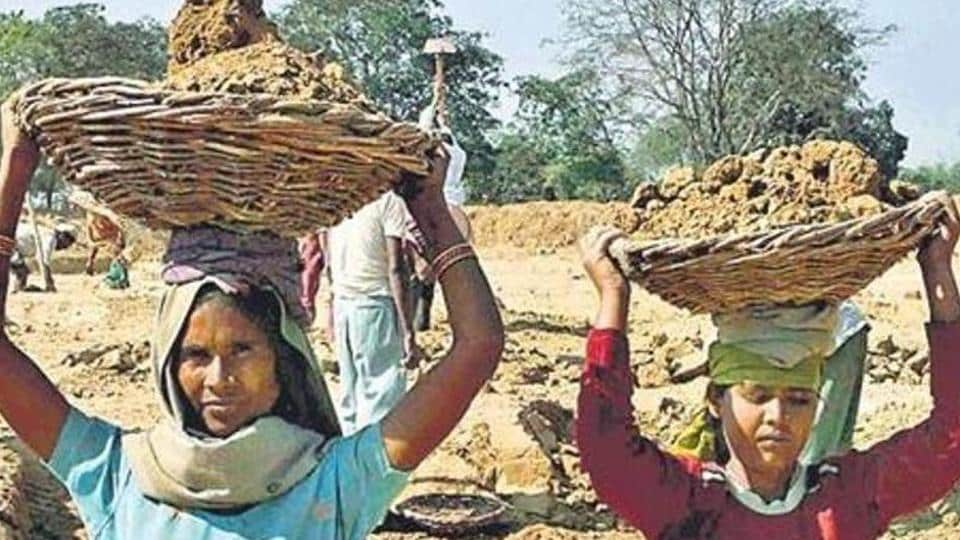 MNREGA scam,embezzlement,Tainted officials